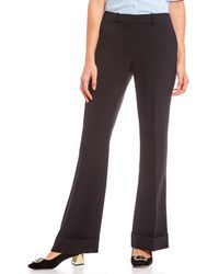 Karl Lagerfeld - Cuffed Suiting Pant - Lyst