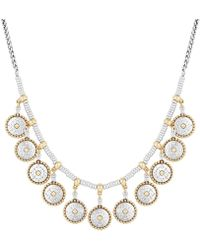 Lucky Brand - Collar Necklace - Lyst