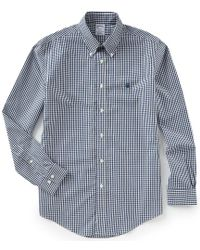 Brooks Brothers - Non-iront Gingham Regent-fit Long-sleeve Woven Shirt - Lyst