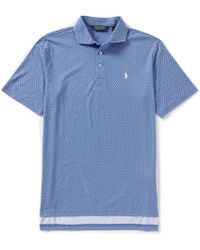 Polo Ralph Lauren - Polo Golf Cotton Jersey Short-sleeve Polo Shirt - Lyst