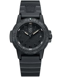 Luminox - Sea Turtle Analog & Date Signature-strap Watch - Lyst