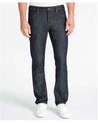 William Rast - Dean Slim-fit Straight-leg Stretch Denim Jeans - Lyst