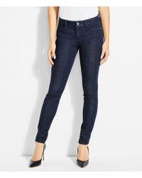 Guess - Bi-stretch Curve X Skinny Jeans - Lyst