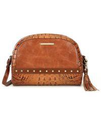 Brahmin - Silva Collection Abby Cross-body Bag - Lyst