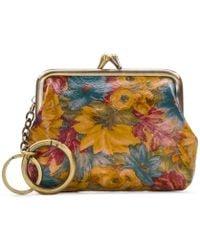 Patricia Nash - Fresco Bouquet Collection Large Borse Coin Case - Lyst
