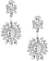 Cezanne - Starbursts Earrings - Lyst