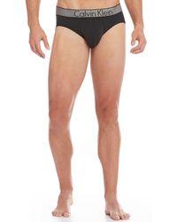 Calvin Klein - Customized Stretch Hip Briefs - Lyst