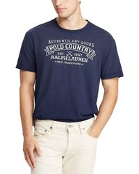 Polo Ralph Lauren - Great Outdoors Polo Country Short-sleeve Tee - Lyst