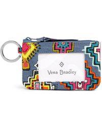 Vera Bradley - Zip Id Case - Lyst