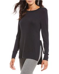 UGG Marled Baby Terry Lounge Top