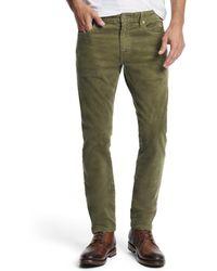 Frye Dean 5-pocket Slim Fit Corduroy Pants