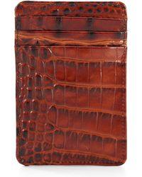 Brahmin - Melbourne Collection Kara Card Case - Lyst