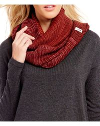 The North Face - Purrl Stitch Infinity Scarf - Lyst
