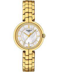 Tissot - Flamingo Watch - Lyst