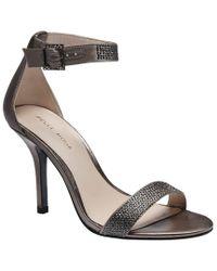 Pelle Moda - Kacey Ankle-strap Rhinestone Dress Sandals - Lyst