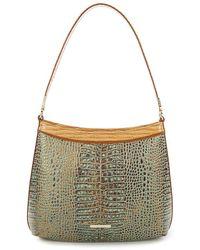 Brahmin - Tiete Collection Farrah Hobo Bag - Lyst
