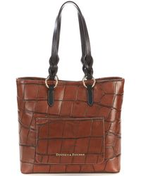 Dooney & Bourke - Denison Collection Pammy Tote - Lyst