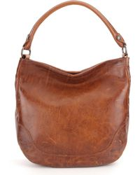 Frye - Melissa Washed Leather Hobo Bag - Lyst