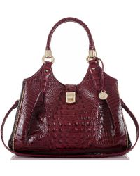 Brahmin - Arandelle Collection Elisa Hobo Bag - Lyst