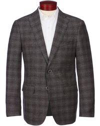John Varvatos - Star Usa Modern Fit Fancy Pattern Wool Sportcoat - Lyst