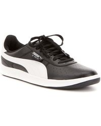 PUMA | Men ́s G. Vilas 2 Textile Perforated Two-toned Lace-up
