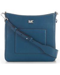 MICHAEL Michael Kors - Gloria Pocket Cross-body Bag - Lyst