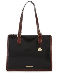 Brahmin - Quincy Collection Medium Camille Tote - Lyst