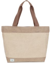 TOMS - Canvas Transport Tote - Lyst