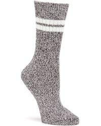 Frye - Super Soft Crew Boot Socks - Lyst