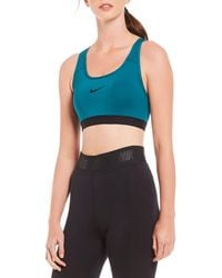 Nike - Pro Padded Dri-fit Sports Bra - Lyst