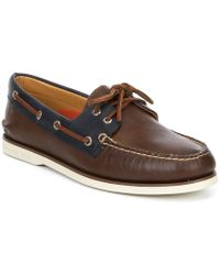 Sperry Top-Sider - Men's Gold Cup Authentic Original Two-eye Fairhaven Boat Shoe - Lyst