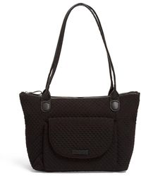 e02f342be7 Vera Bradley - Carson Solid East West Tote - Lyst