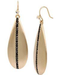 Kenneth Cole - Teardrop Earrings - Lyst