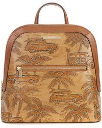 Brahmin - Copa Cabana Felicity Backpack - Lyst