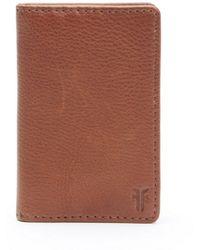 Frye - Oliver Bi-fold Wallet - Lyst