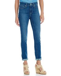 autumn shoes high quality replicas Levi's Perfectly Slimming 512 Straight Leg Jeans in Blue - Lyst