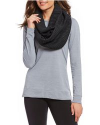 The North Face - Ladies' Purrl-stitch Infinity Scarf - Lyst