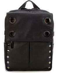 ebf2384fd82 Hammitt - Montana Large Grommet Studded Backpack - Lyst
