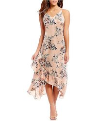 Sugarlips - Chambers Bay Floral Maxi Dress - Lyst