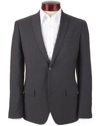 Perry Ellis - Slim-fit Solid Suit Separates Jacket - Lyst