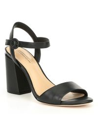 Antonio Melani - Shaylen Two Piece Block Heel Dress Heels - Lyst
