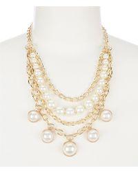 fd465f07383a3 Pearl Multi Chain Necklace