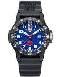 Luminox - Sea Turtle Signature Strap Watch - Lyst