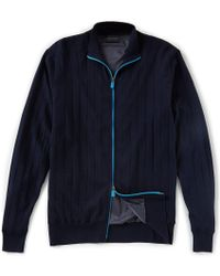 Bobby Jones - Full-zip Windlined Jacket - Lyst