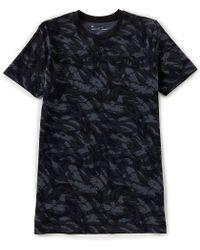 Under Armour - Short-sleeve Aop Sportsyle T-shirt - Lyst
