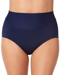 Miraclesuit - Amoressa By Martini Basic Solid Swimsuit Bottom - Lyst