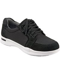 Vital Nylon and Suede Oxfords br8ag