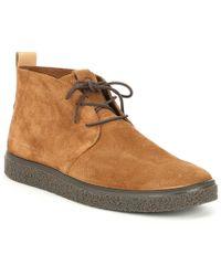 Ecco - Men's Crepetray Suede Chukka Boots - Lyst