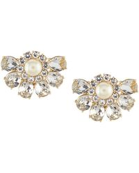 Kate Spade - Bright Ideas Cluster Stud Earrings - Lyst