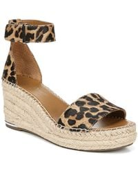 6debf5b4d94 See By Chloé Sb30202 (open Pink Natural Calf) Women s Wedge Shoes - Lyst